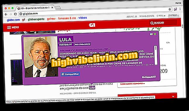 ¿Cómo averiguar qué políticos son investigados por corrupción por Chrome