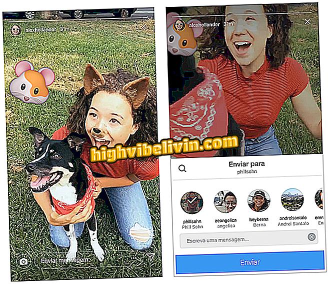 Deling Instagram-historier med direkte melding