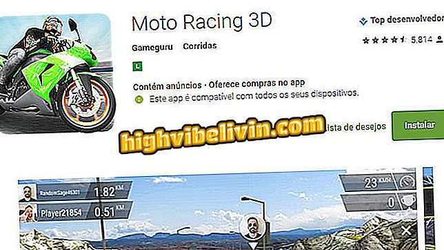 Kako preuzeti Moto Racing 3D igre na Androidu