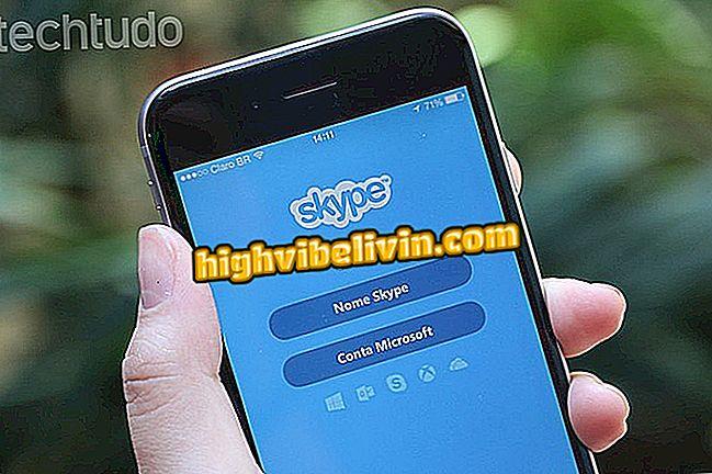 Slår på Skype nattmodus på mobil