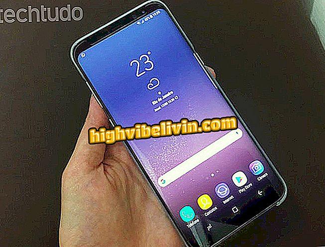 كيفية رسم طباعة الشاشة على Samsung Galaxy S8 Plus