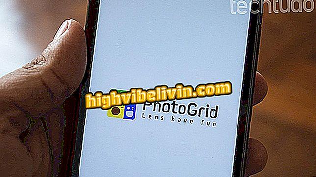 So verwenden Sie Photo Grid zum Erstellen einer Folie mit Fotos vom Telefon aus