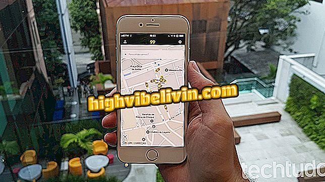 Selezione di un account aziendale per il pagamento sull'app taxi 99