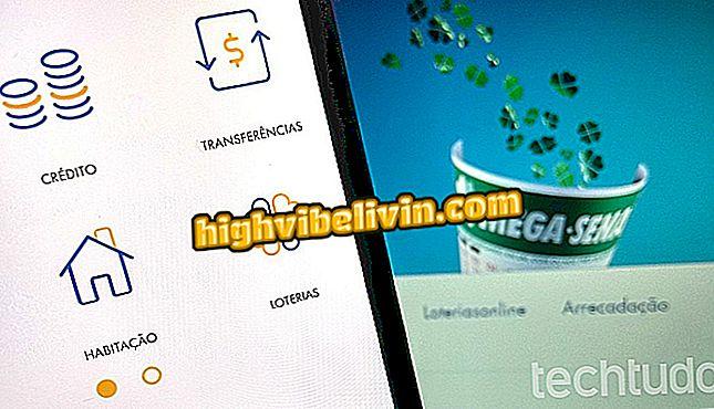 Cách chơi trên Mega da Virada bằng điện thoại di động với ứng dụng Caixa
