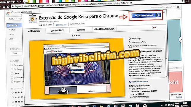 Jak používat rozšíření Keep pro Google Chrome