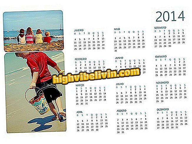 So erstellen Sie einen Fotokalender in Word