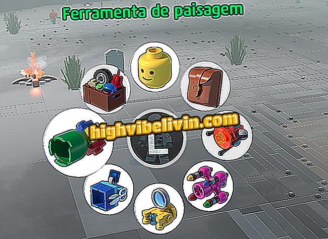 A Tájkép eszköz használata a LEGO világok forgatókönyveinek módosításához
