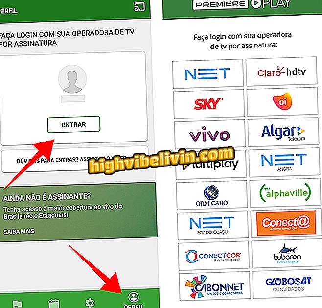 Cách sử dụng Globosat Premiere Play Soccer Reminder