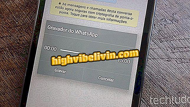 WhatsApp gør det muligt at optage lyd uden at trykke på mikrofon knappen