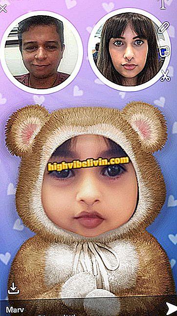 """""""Filter Filter"""" rodo, kaip bus jūsų kūdikis;  pamatyti, kaip naudoti"""