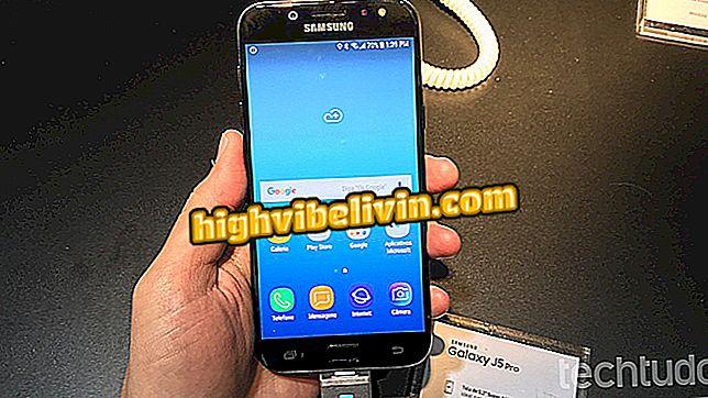 Galaxy J5 Pro: cómo colocar la tarjeta de memoria microSD en el teléfono celular Samsung