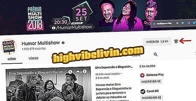 Multishow 2018: wie man live und online schaut