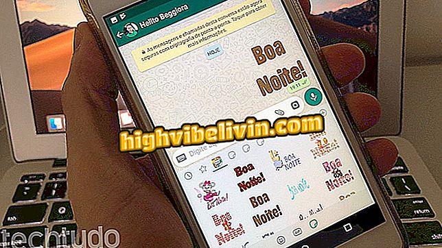 Laku noć naljepnice za WhatsApp: naučiti kako koristiti na glasnik