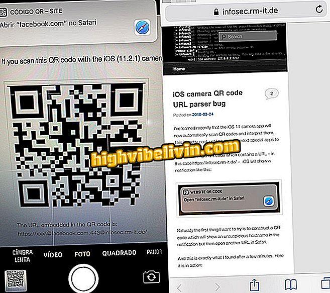 iOS 11 ha un bug nel lettore di codici QR;  sapere come proteggersi
